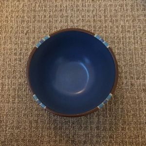 *NWOT* Dansk Mesa Sky Small Blue Bowl